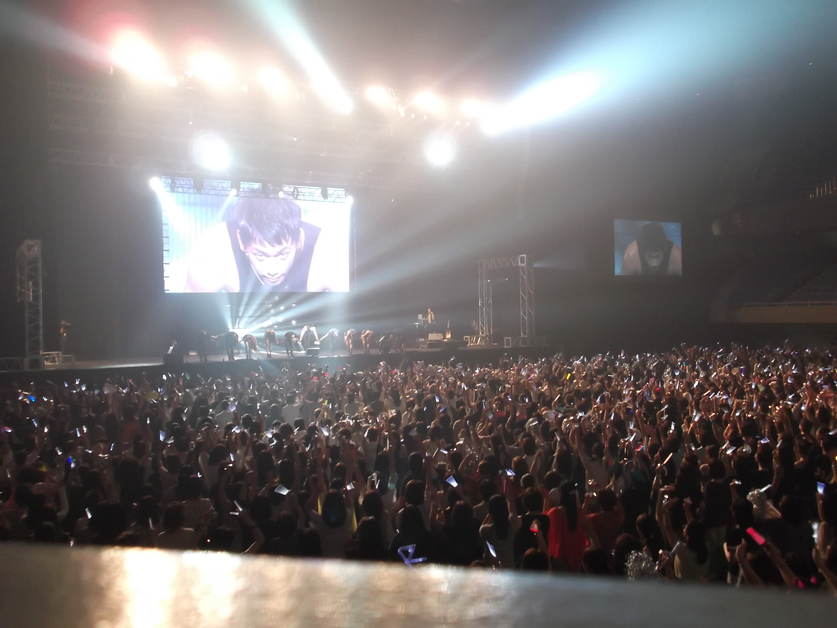 Rain charity live concert 2011